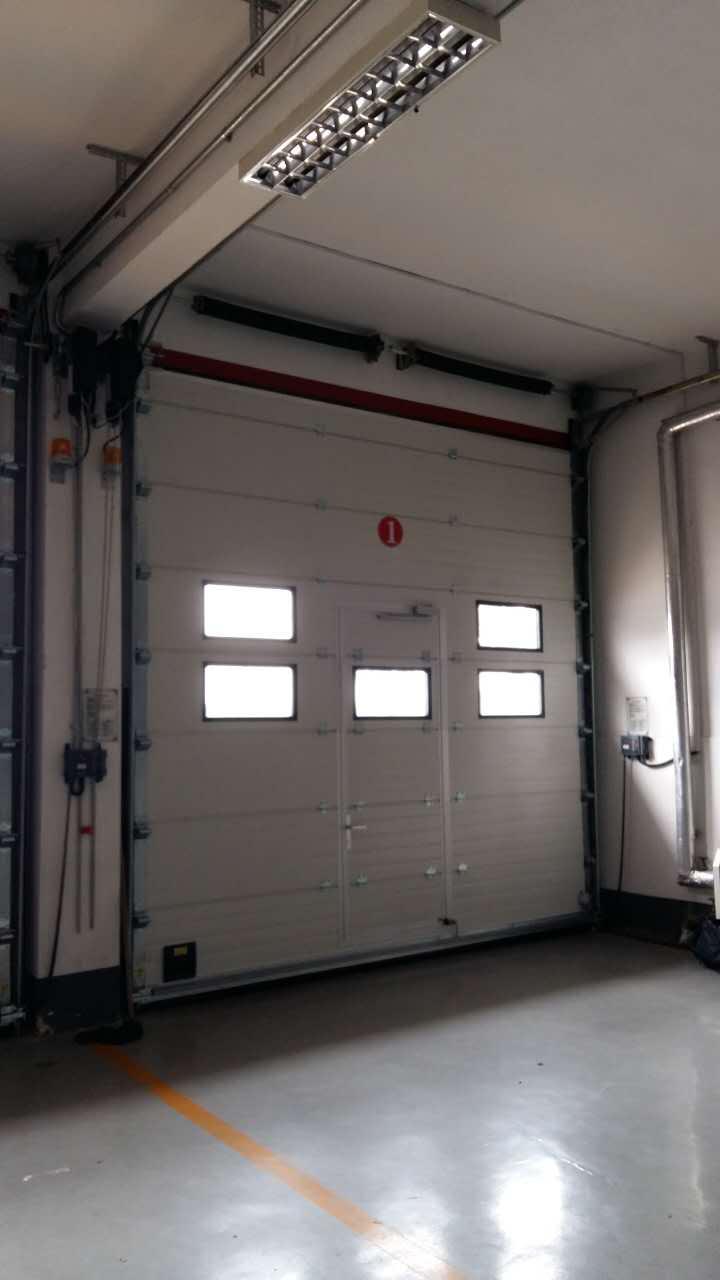 滑轨工业门